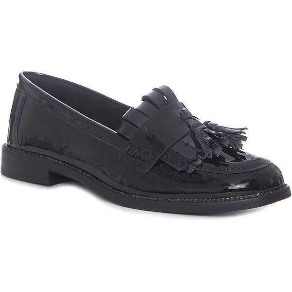 Туфли Keddo Denim, Черный