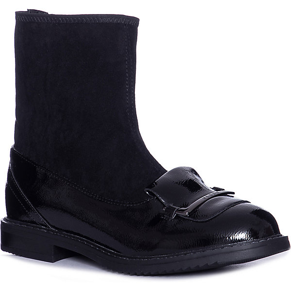 KEDDO Ботинки KEDDO для девочки ботинки для девочки keddo цвет темно синий коричневый 588127 20 07 размер 33
