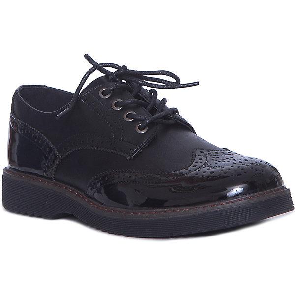 KEDDO Полуботинки KEDDO DENIM для девочки ботинки для девочки 558117 01 01f чёрный keddo