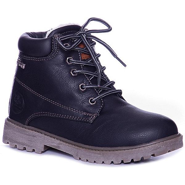 Купить Ботинки CROSBY для мальчика, Китай, черный, 30, 32, 31, 34, 33, 35, Мужской