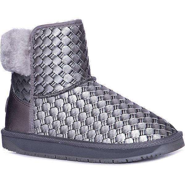 KEDDO Сапоги KEDDO для девочки ботинки для девочки keddo цвет коричневый 588127 10 10 размер 33