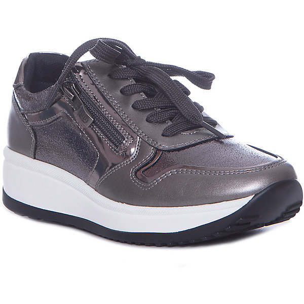 KEDDO Полуботинки KEDDO для девочки ботинки для девочки keddo цвет коричневый 588127 10 10 размер 33