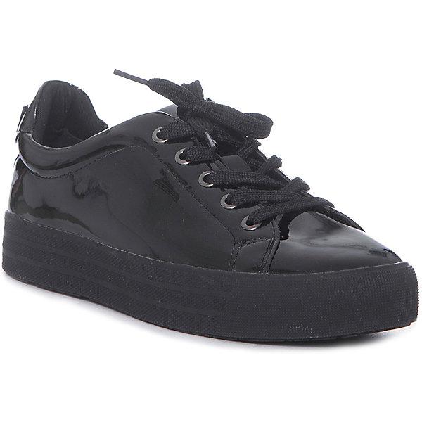 KEDDO Полуботинки KEDDO для девочки ботинки для девочки 558117 01 01f чёрный keddo