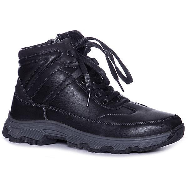 Tesoro Ботинки Tesoro для мальчика ботинки tesoro tesoro te947amudz63
