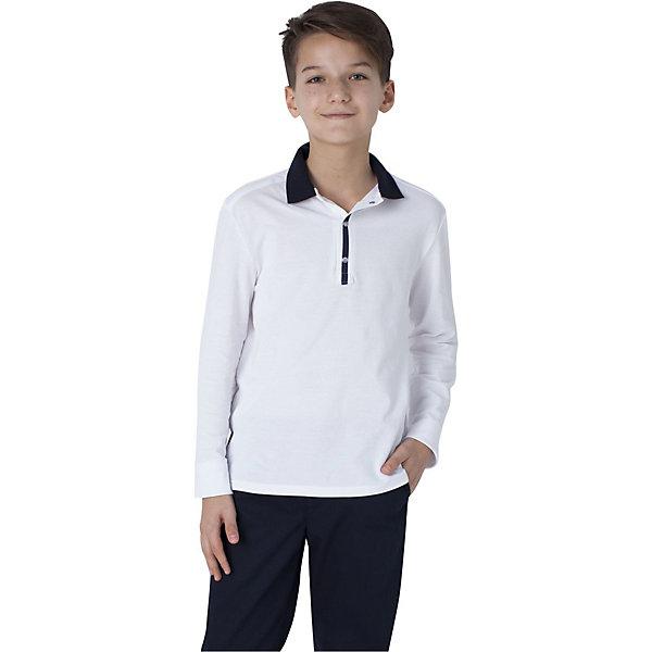 Купить Рубашка Choupette для мальчика, Россия, белый, 122, 158, 128, 152, 140, 164, 146, 170, 134, Мужской