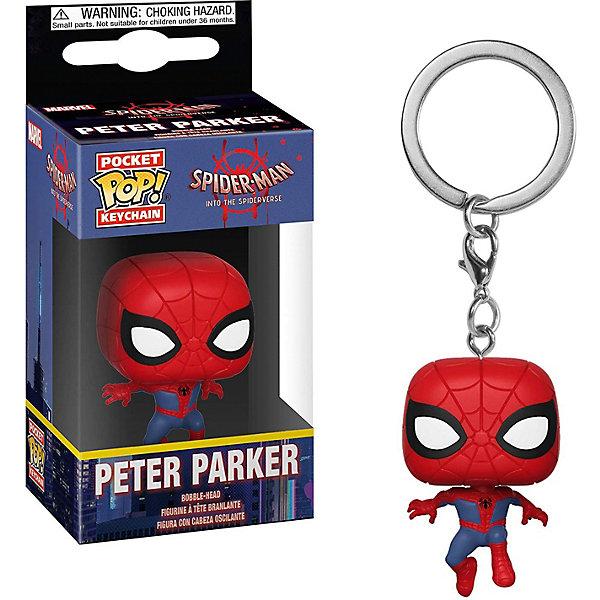 "Картинка для Брелок Funko Pocket POP! Keychain: Marvel ""Человек-паук"" Человек-паук, 34446-PDQ"