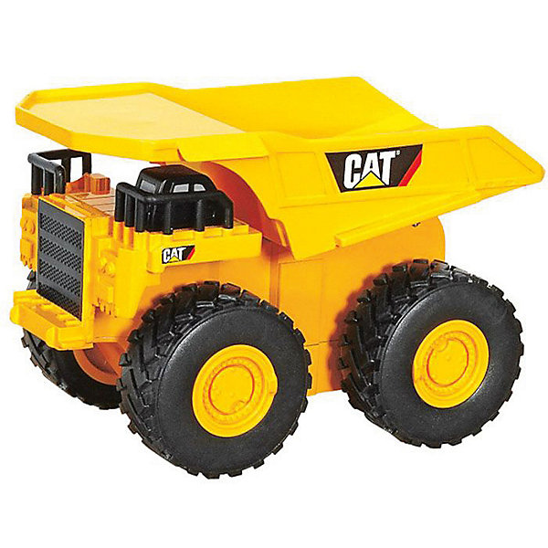 Toystate Машина CAT Строительная техника: Самосвал tomy электро самосвал с большими колесами