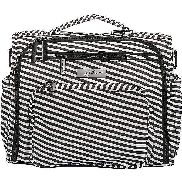 Ju-Ju-Be Сумка рюкзак для мамы Ju-Ju-Be B.F.F., onyx black magic сумки для мамы bumbleride сумка для мамы jam pack