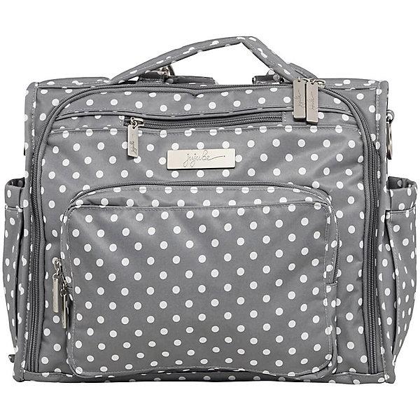 Ju-Ju-Be Сумка рюкзак для мамы Ju-Ju-Be B.F.F., dot dot dot сумки для мамы bumbleride сумка для мамы jam pack