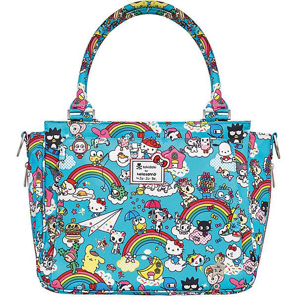 Ju-Ju-Be Сумка для мамы Ju-Ju-Be Be Classy, rainbow dreams сумки для мамы bumbleride сумка для мамы jam pack