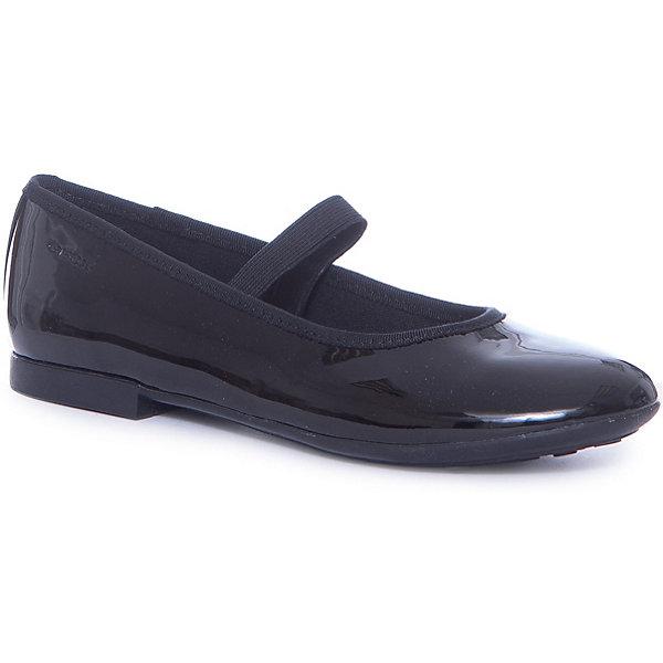 Туфли GEOX, Черный