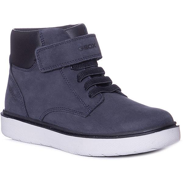 Купить со скидкой Утепленные ботинки GEOX
