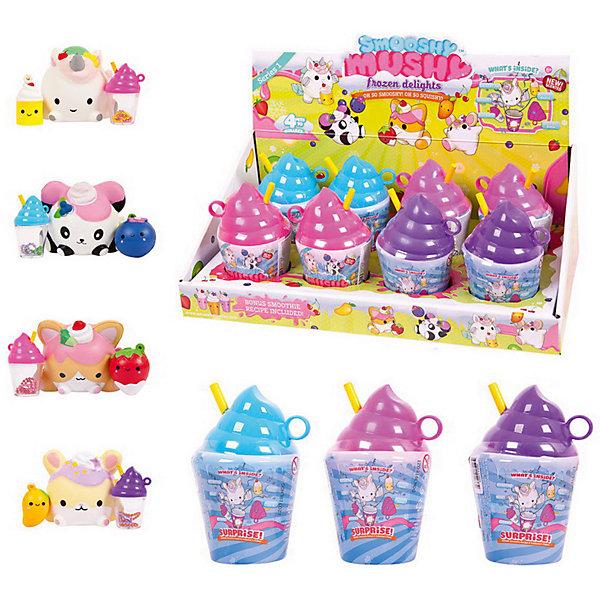 Smooshy Mushy Игрушка-антистресс Smooshy Mushy Frozen Delight Десертный коктейль smooshy mushy игрушка антистресс smooshy mushy core питомец 2 серия