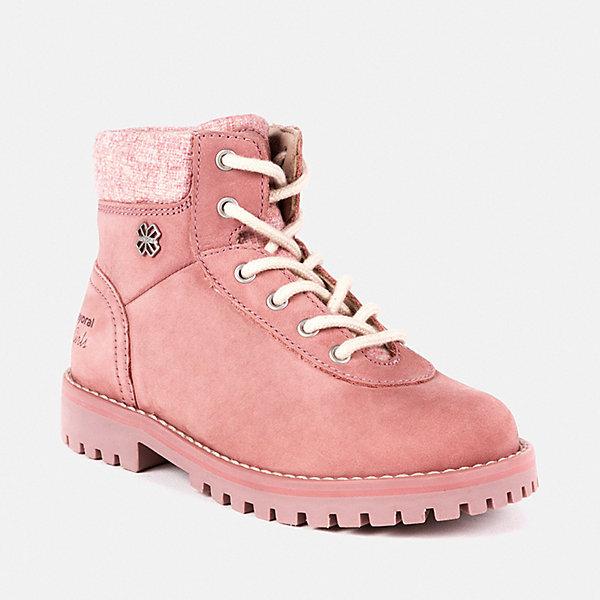 Mayoral Ботинки для девочки