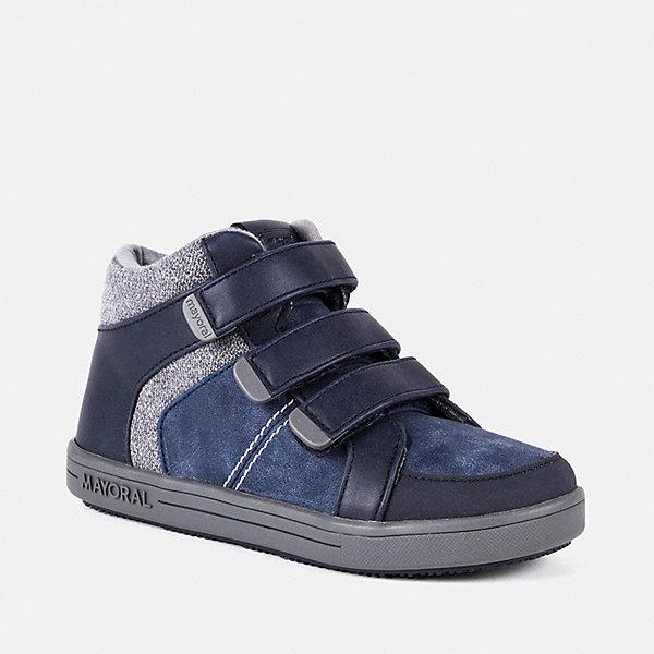 Mayoral Ботинки Mayoral для мальчика ботинки шк обувь ботинки
