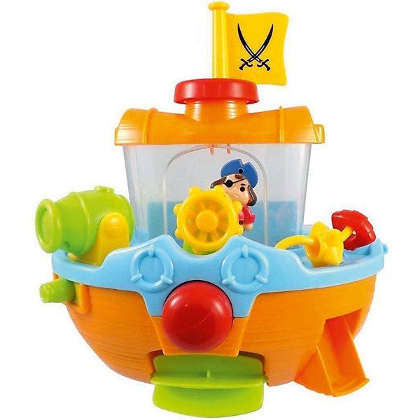 Xing Long Da Toys Игровой набор для купания Пиратский корабль игровой набор для ванны tomy пиратский корабль