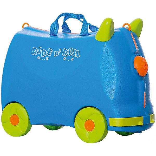 Чемодан Ride n'Roll голубой, высота 33 см Чемодан Ride n'Roll , высота 33 см