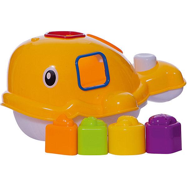 Xing Long Da Toys Игрушка для ванны Рыба-кит игрушки для ванны fun time игрушка для ванной лодка морская звезда кит 5027
