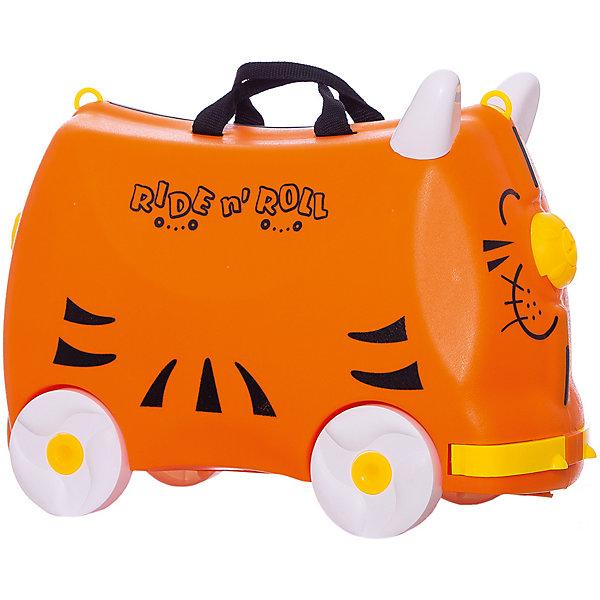 Чемодан на колесиках Ride n'Roll, оранжевый Ride n'Roll