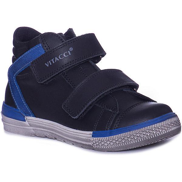 Vitacci Ботинки Vitacci для мальчика vitacci полуботинки vitacci для мальчика