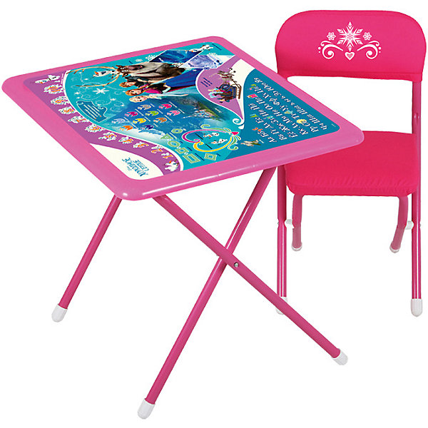 Дэми Набор мебели Дэми Холодное сердце 2 (1,5-8 лет), розовый