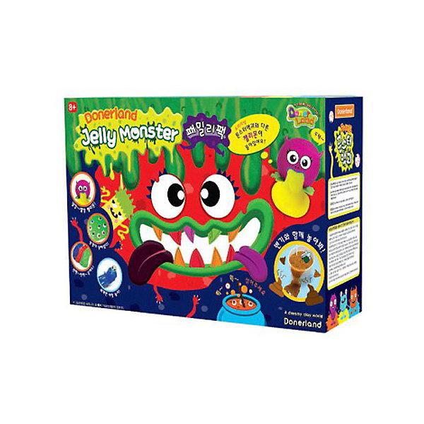 Donerland Набор для создания жвачки для рук Donerland Jelly Monster Family Pack monster stretch pack monster pack etc