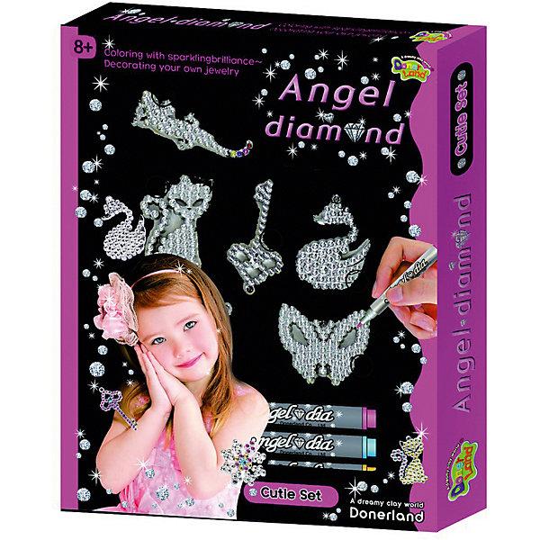 Купить Набор для создания и декора украшений Donerland Angel Diamond Cutie Set, Корея, Женский