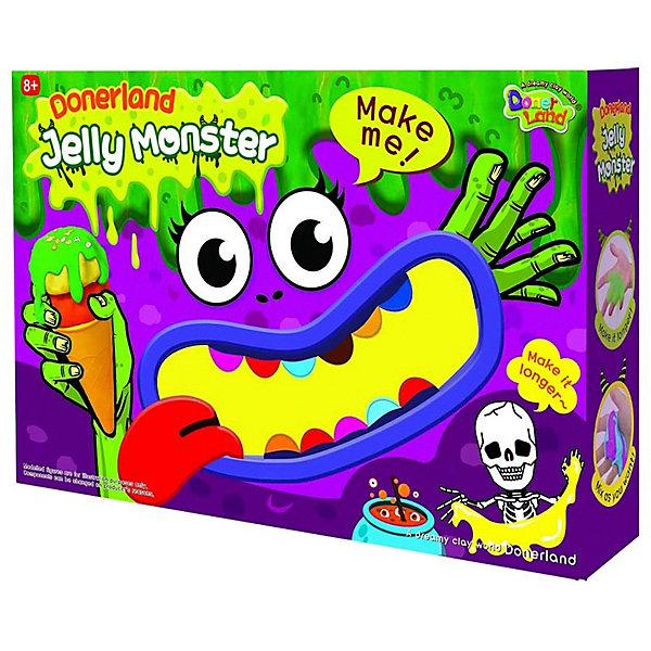 Donerland Набор для создания жвачки рук Jelly Monster Multi Pack