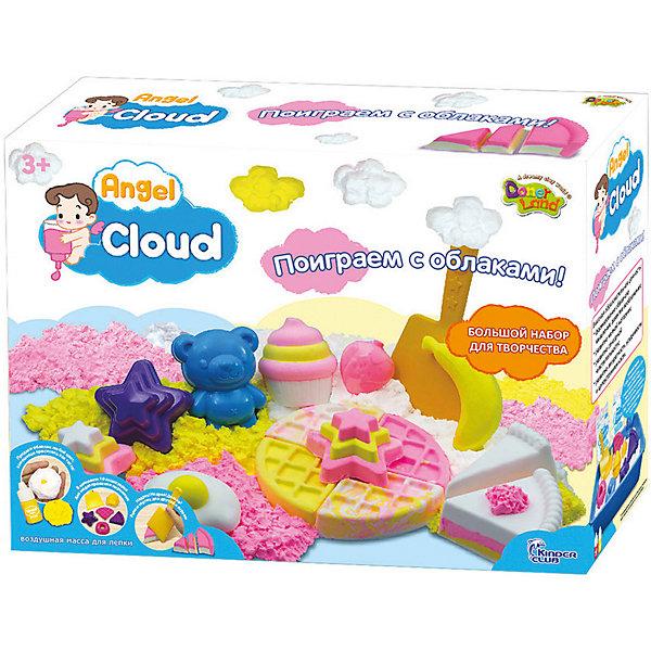 Купить Набор массы для лепки Donerland Angel Cloud Большой набор для творчества, Корея, Унисекс