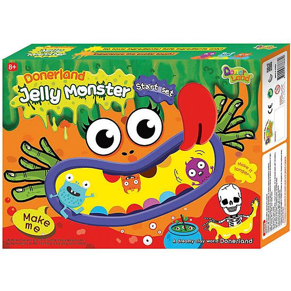 Donerland Набор для создания жвачки рук Jelly Monster Starter Set