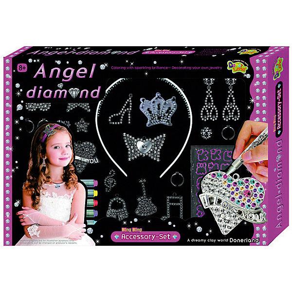 цена на Donerland Набор для создания и декора украшений Donerland