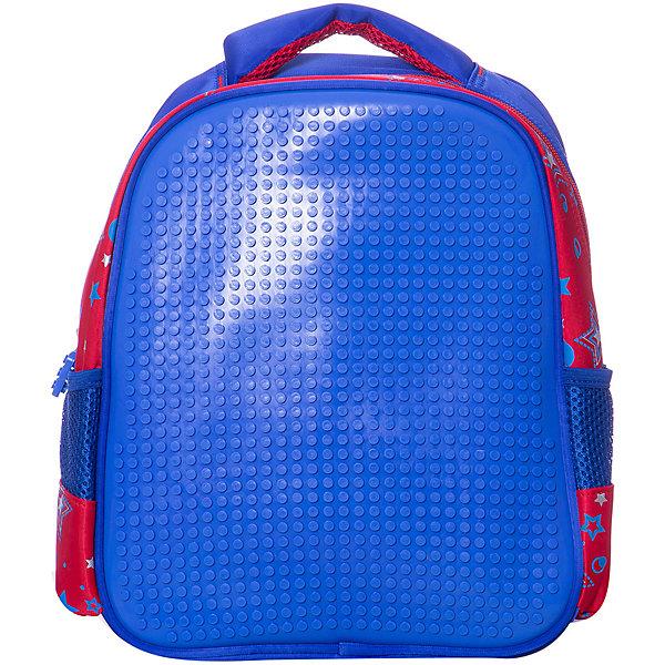 Vitacci Рюкзак Vitacci для мальчика дисней disney автомобили зажигать случайные детские школьные сумки рюкзак детский сад первый класс синий цвет rl0017b портфель