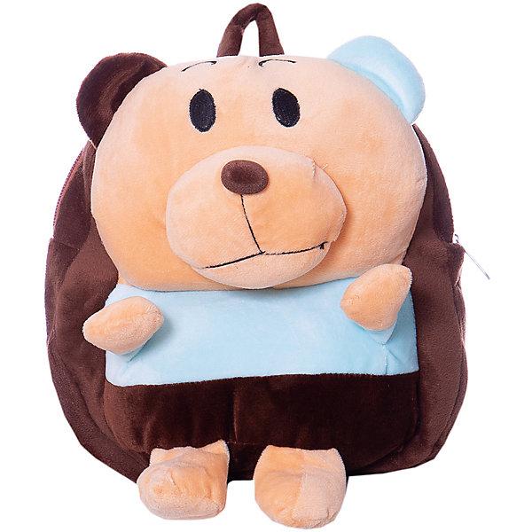 Рюкзак VitacciАксессуары<br>Характеристики товара:<br><br>• цвет: мульти;<br>• состав материала: текстиль;<br>• сезон: круглый год;<br>• застежка: молния;<br>• ручка;<br>• страна бренда: Россия.<br><br>Зачем покупать скучный рюкзак, когда можно подарить ребенку такую симпатичную вещь?! Этот эффектный рюкзак для ребенка - полезный и оригинальный аксессуар. Рюкзак для детей отличается интересной отделкой, но она не мешает его ношению. Этот детский рюкзак снабжен удобными лямками и вместительным отделением. Товары для детей от марки Vitacci отличаются хорошим качеством и стильным дизайном, они помогают создать современному ребенку оригинальный образ.