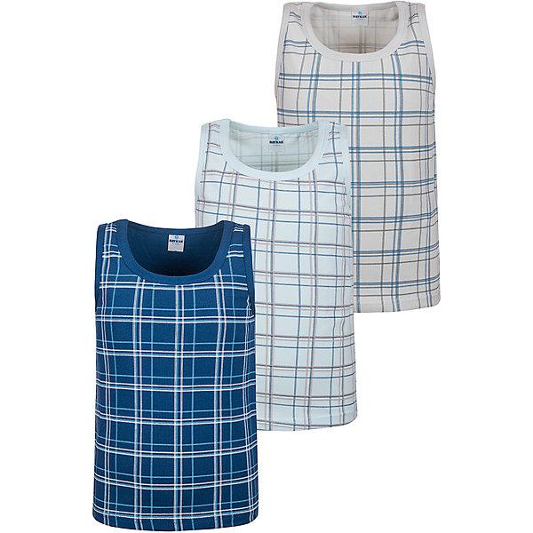Baykar Майка Baykar, 3 шт baykar baykar пижама синяя в полоску