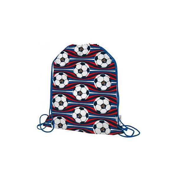 Академия групп Мешок для обуви Академия групп РФС сумка для сменной обуви российский футбольный союз рфс цвет синий