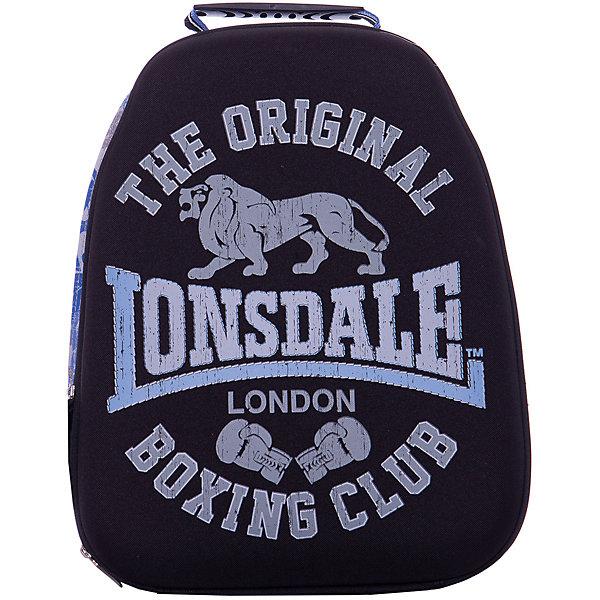 Рюкзак Академия групп Lonsdale , Китай, черный, Мужской  - купить со скидкой