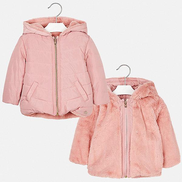 Mayoral Утепленная куртка Mayoral куртка утепленная winterra winterra mp002xw0zw5x