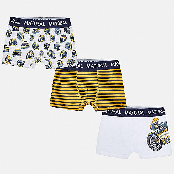 Mayoral Комплект: 3 пары трусов Mayoral для мальчика 3 трусов шортов