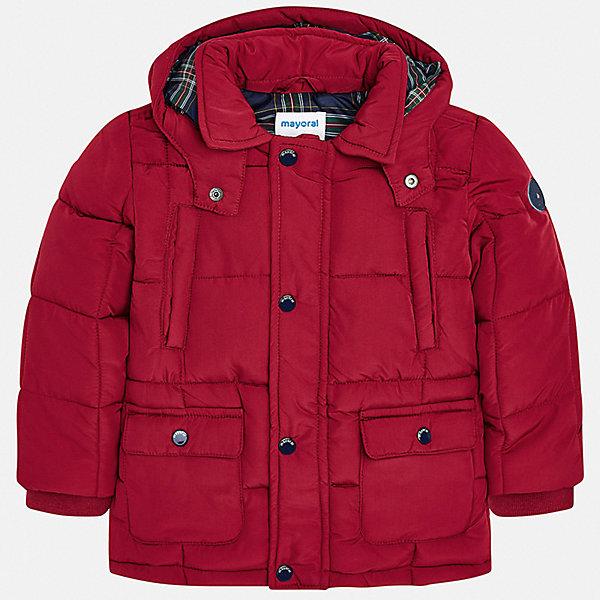 Купить со скидкой Куртка Mayoral для мальчика