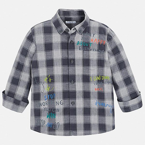 Mayoral Рубашка Mayoral для мальчика