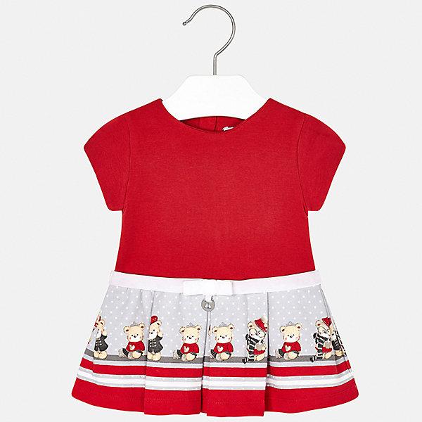 Mayoral Платье Mayoral для девочки mayoral mayoral детское платье красное