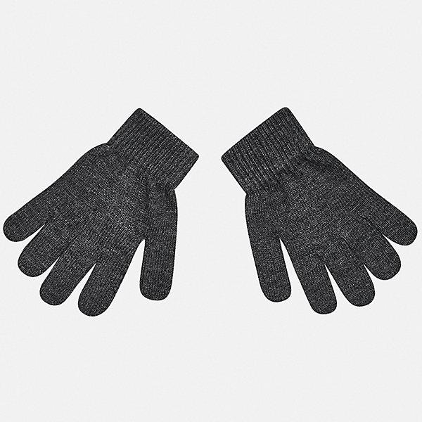 Mayoral Перчатки Mayoral для мальчика шерстяные перчатки