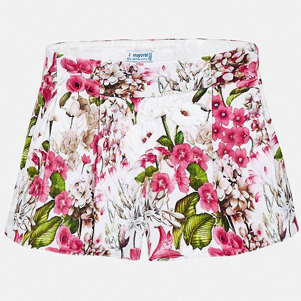 Mayoral Шорты Mayoral для девочки шорты chino шорты