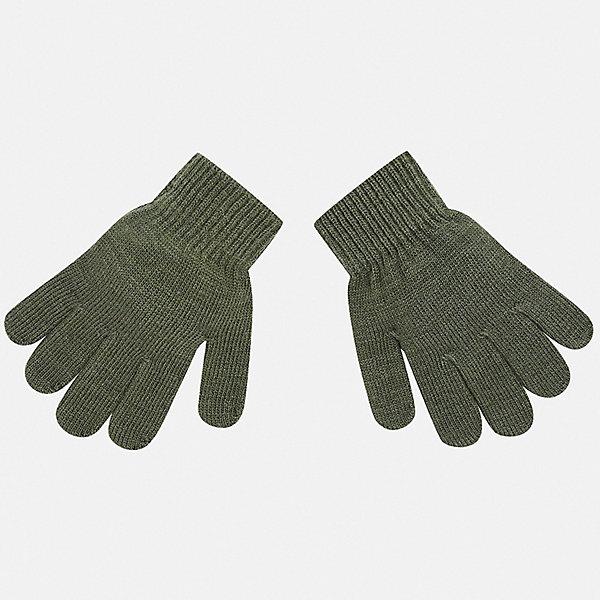 Mayoral Перчатки Mayoral для мальчика перчатки herman перчатки