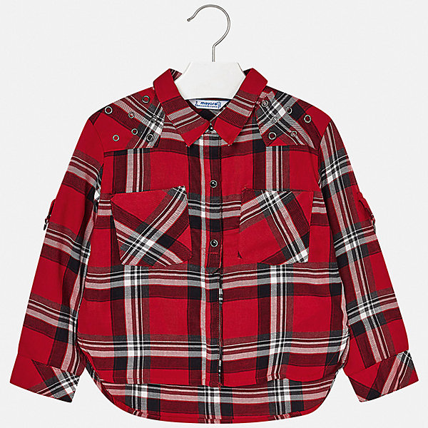 Купить со скидкой Блузка Mayoral для девочки