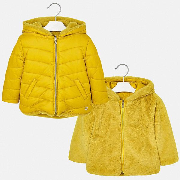 Купить Демисезонная куртка Mayoral, Китай, оранжевый, 92, 134, 122, 98, 116, 128, 104, 110, Женский