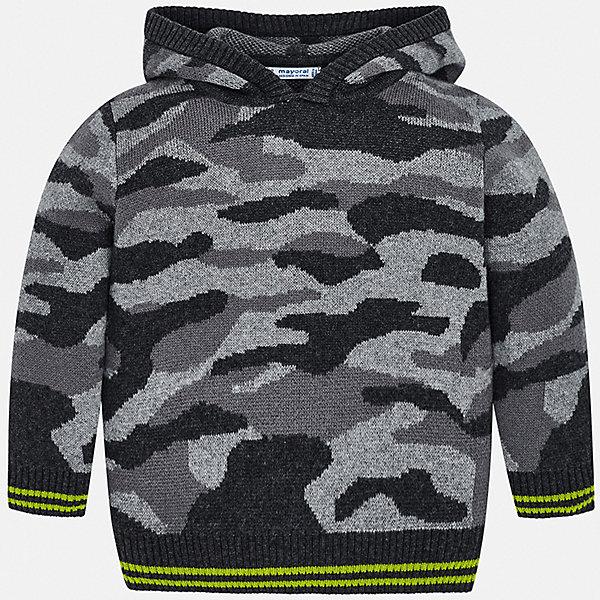 Mayoral Свитер Mayoral для мальчика свитер свитер женский 2018 весной новый свитер свитер корейский случайный свитер моды с капюшоном трехмерной печати писем с надписью its1th31w черный 85 s page 9