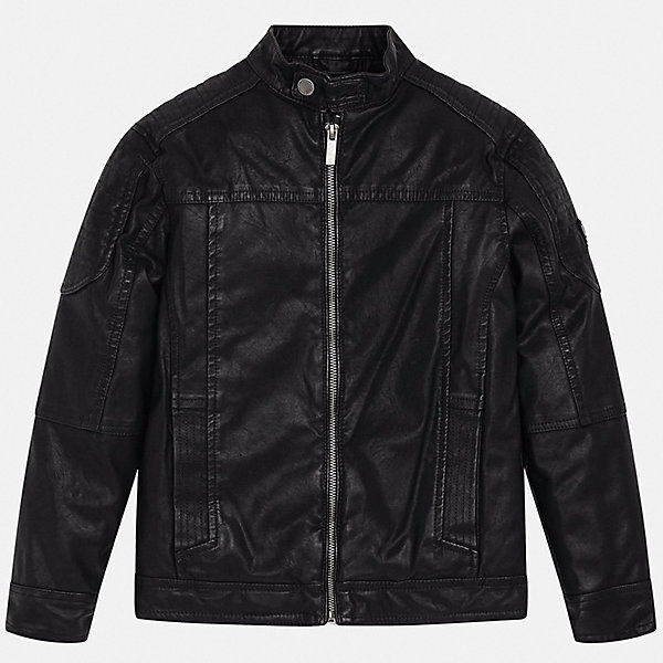 Купить Куртка Mayoral для мальчика, Китай, черный, 128, 161/166, 134/140, 146/152, 167/172, 153/160, Мужской