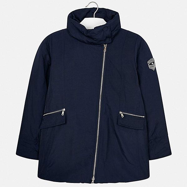 Mayoral Демисезонная куртка Mayoral mayoral утепленная куртка mayoral