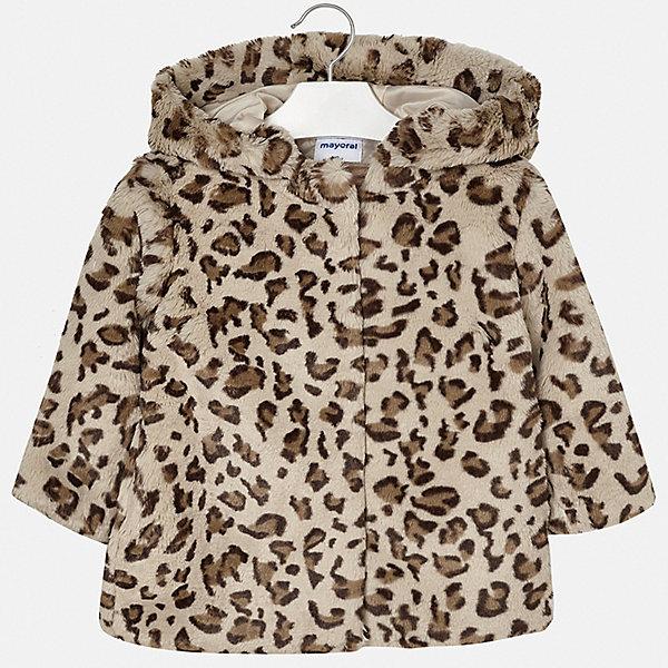 Пальто Mayoral для девочки
